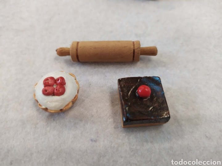 Casas de Muñecas: Miniatura cocina casa de muñecas. - Foto 2 - 237654665