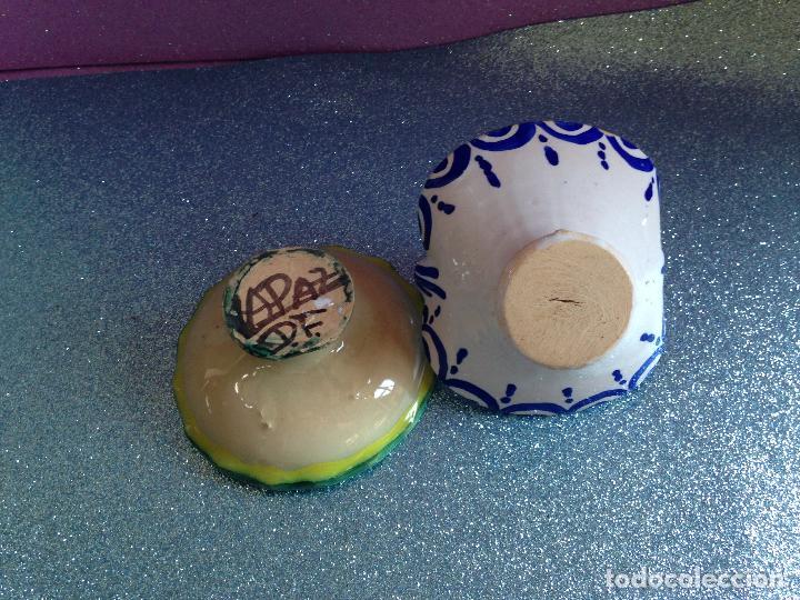 Casas de Muñecas: Juego de1 lebrillo y un frutero fajalauza muñecas - Foto 3 - 242218945