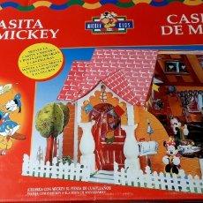 Casas de Muñecas: CASITA DE MICKEY MEDITERRANEO HASBRO 1996 NUEVA. Lote 243576050