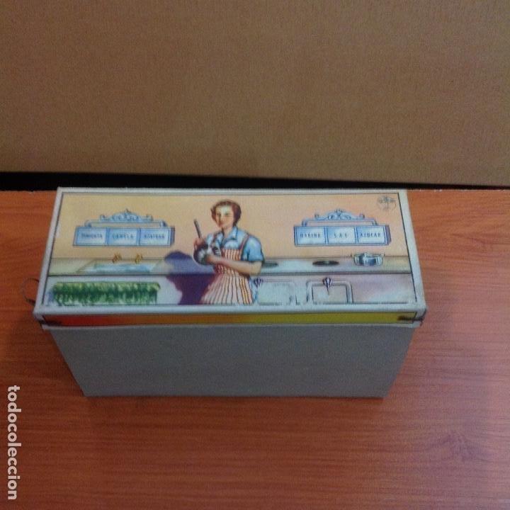 Casas de Muñecas: Cocina y complementos en su caja abatible - Foto 5 - 243867660