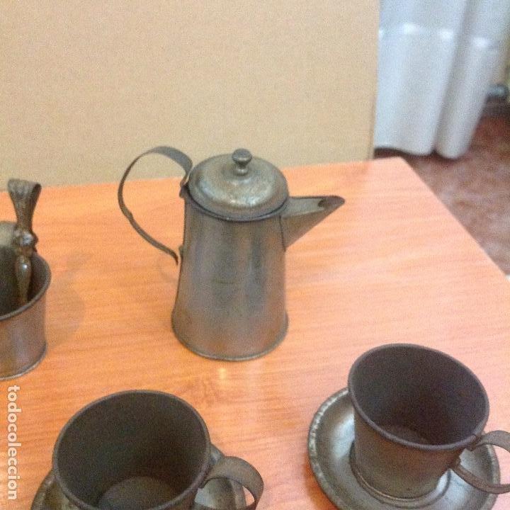 Casas de Muñecas: Juego completo de 4 servicios de cafe - Foto 2 - 243869580
