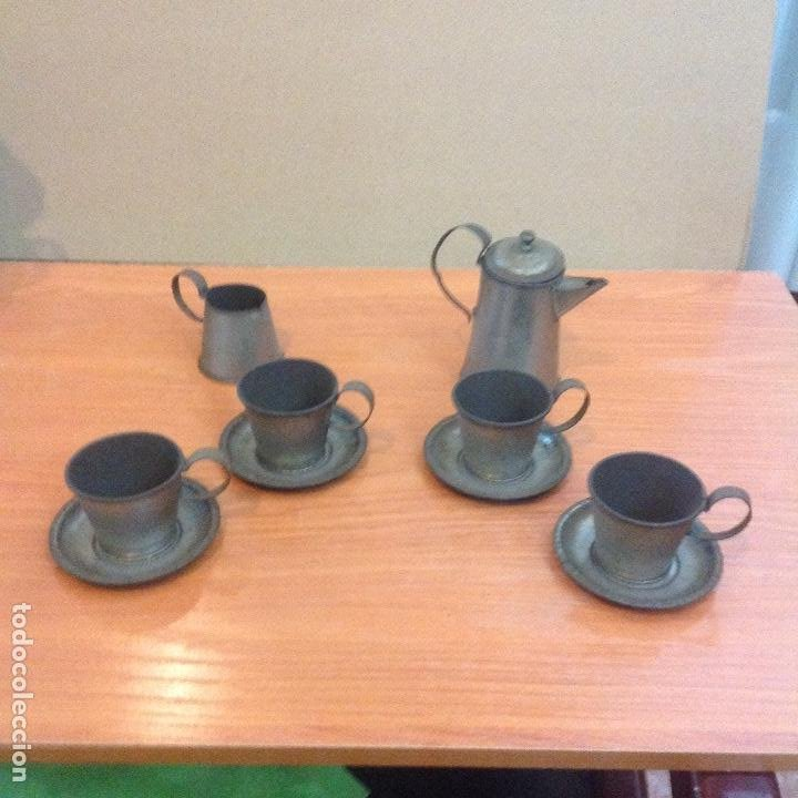 Casas de Muñecas: Juego completo de 4 servicios de cafe - Foto 4 - 243869580