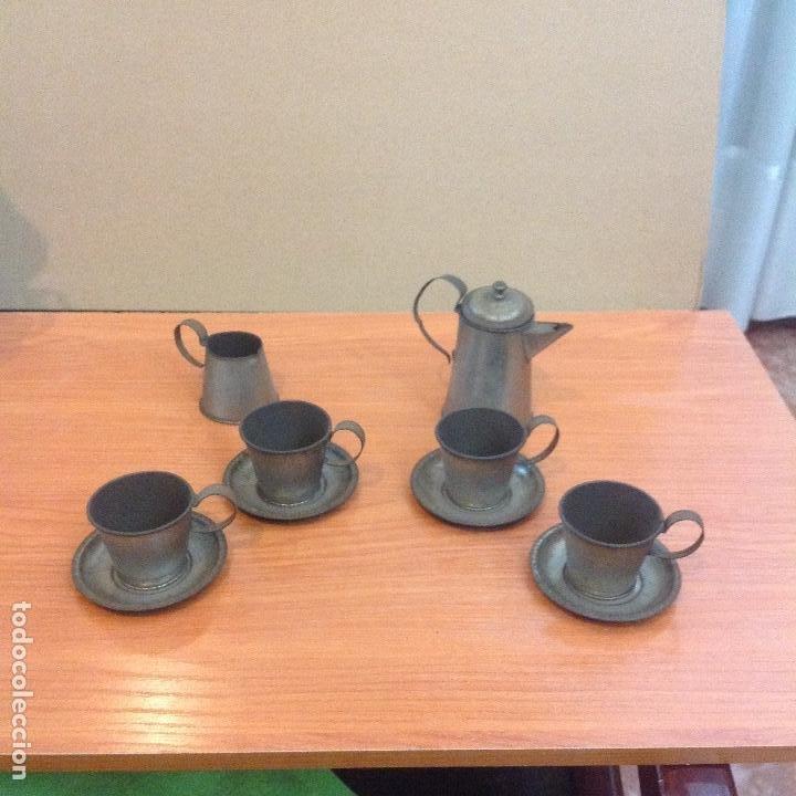 Casas de Muñecas: Juego completo de 4 servicios de cafe - Foto 5 - 243869580