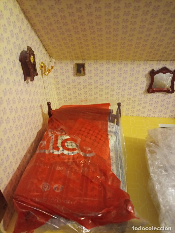 Casas de Muñecas: LOTE CASA DE MUÑECAS Y COMPLEMENTOS DE ARTESANIA LATINA - Foto 4 - 248599320