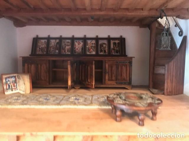 Casas de Muñecas: CASA DE MINIATURAS ESTILO RENACENTISTA - Foto 4 - 254268685