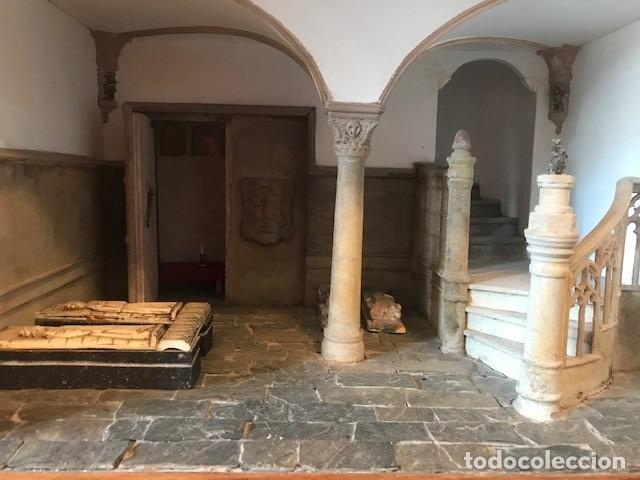 Casas de Muñecas: CASA DE MINIATURAS ESTILO RENACENTISTA - Foto 6 - 254268685