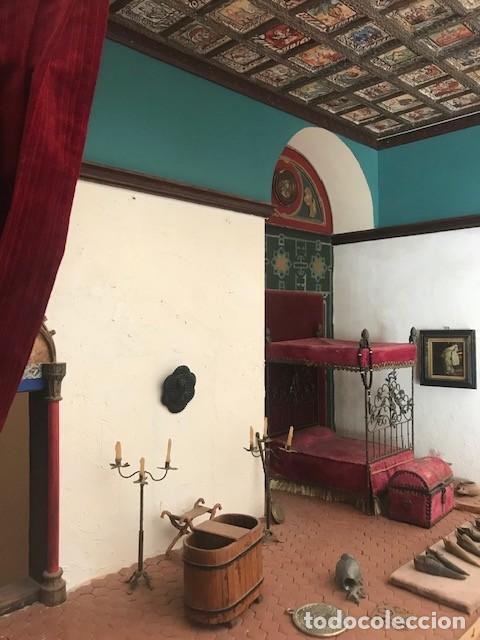 Casas de Muñecas: CASA DE MINIATURAS ESTILO RENACENTISTA - Foto 7 - 254268685