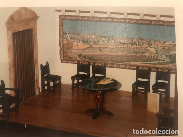 Casas de Muñecas: CASA DE MINIATURAS ESTILO RENACENTISTA - Foto 14 - 254268685