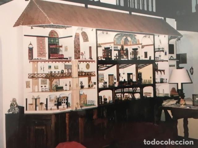 Casas de Muñecas: CASA DE MINIATURAS ESTILO RENACENTISTA - Foto 15 - 254268685