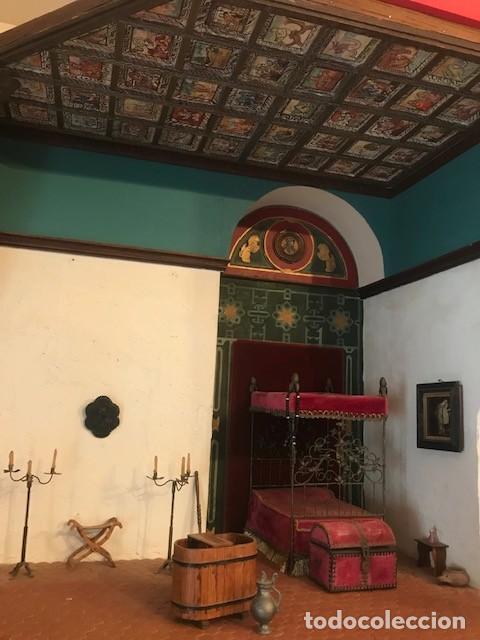Casas de Muñecas: CASA DE MINIATURAS ESTILO RENACENTISTA - Foto 29 - 254268685