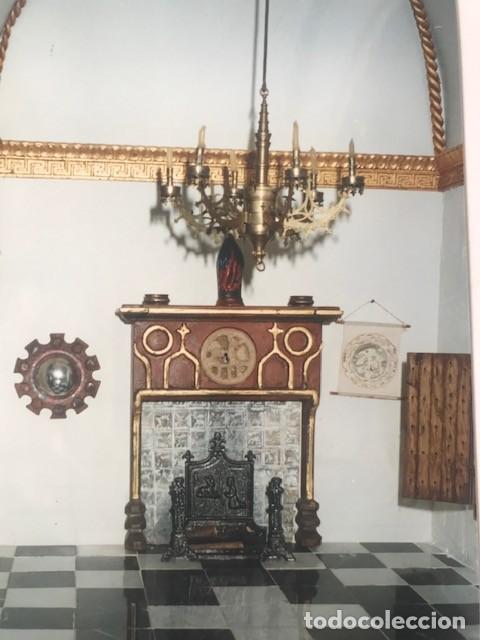 Casas de Muñecas: CASA DE MINIATURAS ESTILO RENACENTISTA - Foto 34 - 254268685