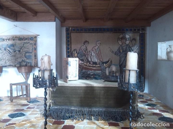 Casas de Muñecas: CASA DE MINIATURAS ESTILO RENACENTISTA - Foto 43 - 254268685