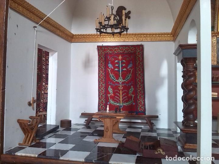 Casas de Muñecas: CASA DE MINIATURAS ESTILO RENACENTISTA - Foto 50 - 254268685