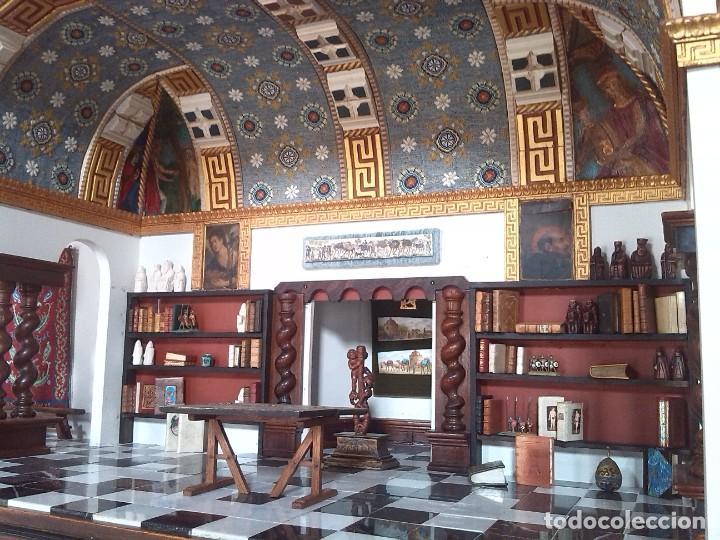 Casas de Muñecas: CASA DE MINIATURAS ESTILO RENACENTISTA - Foto 51 - 254268685