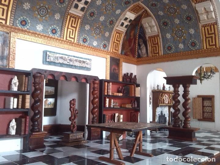 Casas de Muñecas: CASA DE MINIATURAS ESTILO RENACENTISTA - Foto 52 - 254268685