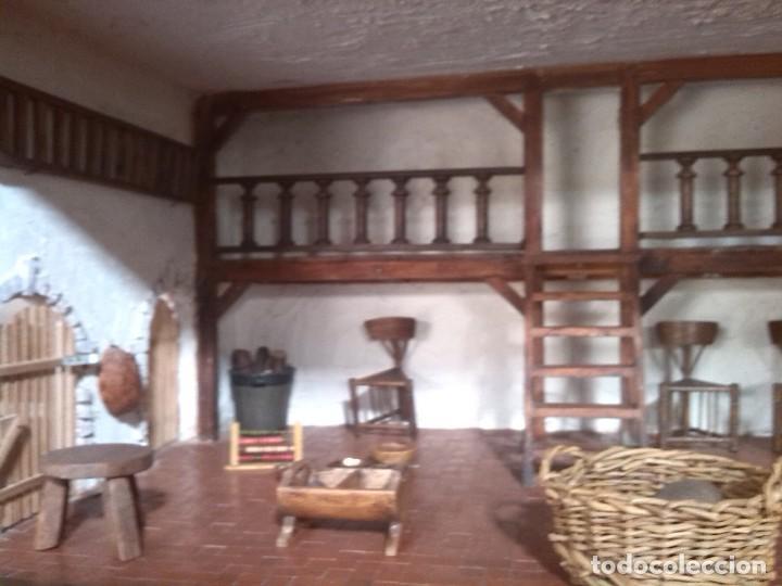 Casas de Muñecas: CASA DE MINIATURAS ESTILO RENACENTISTA - Foto 57 - 254268685