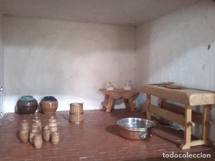 Casas de Muñecas: CASA DE MINIATURAS ESTILO RENACENTISTA - Foto 60 - 254268685
