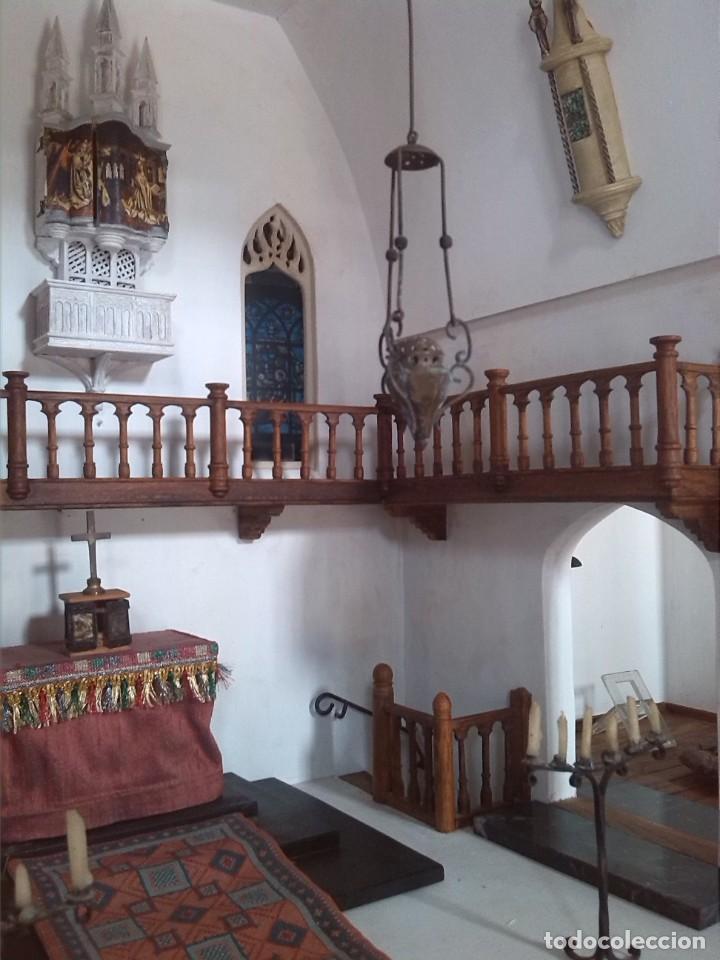 Casas de Muñecas: CASA DE MINIATURAS ESTILO RENACENTISTA - Foto 69 - 254268685