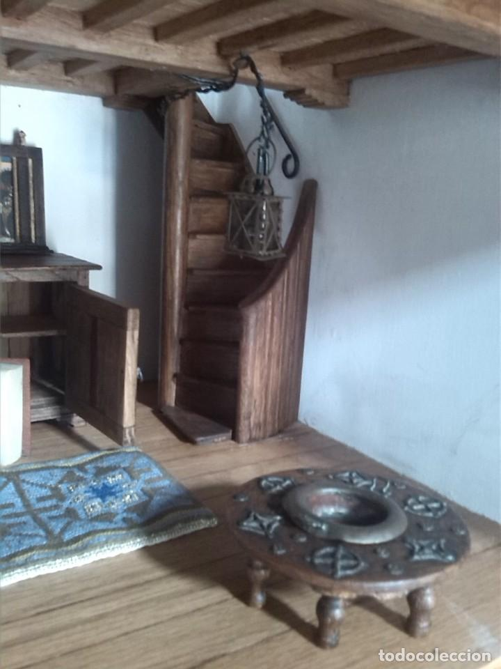 Casas de Muñecas: CASA DE MINIATURAS ESTILO RENACENTISTA - Foto 71 - 254268685