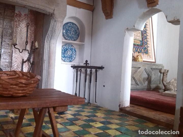 Casas de Muñecas: CASA DE MINIATURAS ESTILO RENACENTISTA - Foto 74 - 254268685
