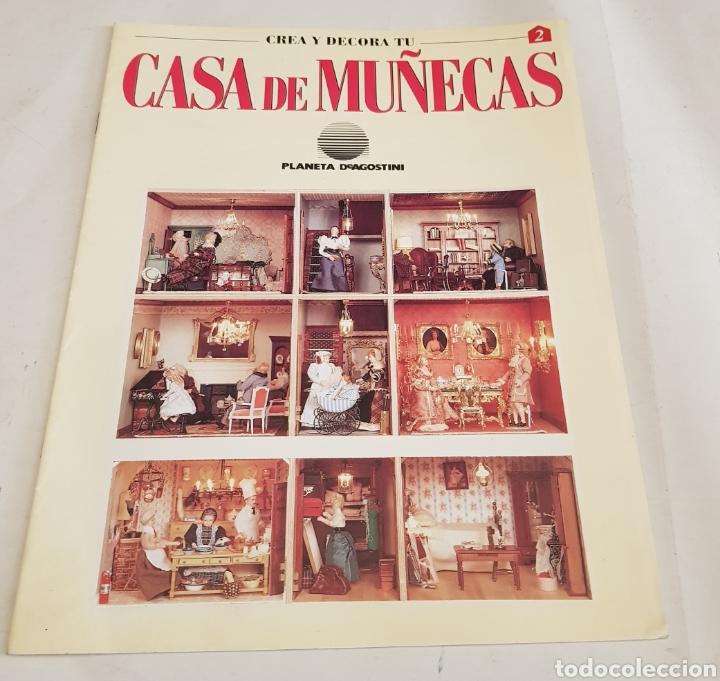 Casas de Muñecas: coleccion CREA Y DECORA TU CASA DE MUÑECAS - faltan 2 fasciculos 32 y 39 - en fasciculos - tdk499 - Foto 2 - 257706560