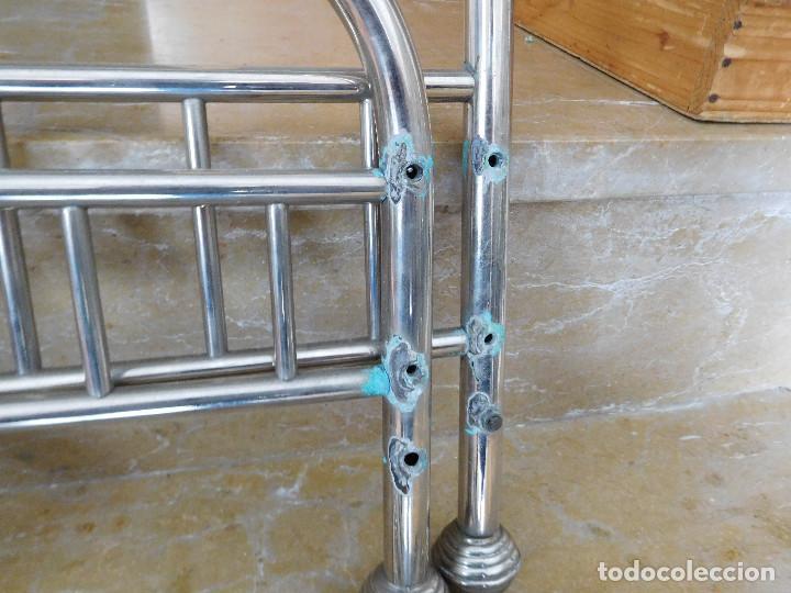 Casas de Muñecas: Conjunto para casa de muñecas o similar metal niquelado años 20 - Foto 41 - 264453939