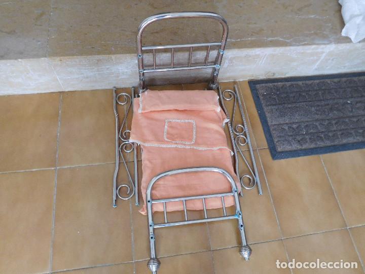 Casas de Muñecas: Conjunto para casa de muñecas o similar metal niquelado años 20 - Foto 45 - 264453939