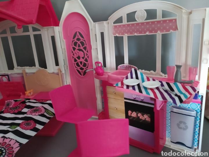 Casas de Muñecas: Casa Barbie Portatil - Foto 2 - 266848204