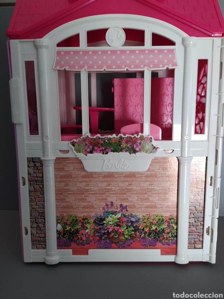Casas de Muñecas: Casa Barbie Portatil - Foto 6 - 266848204