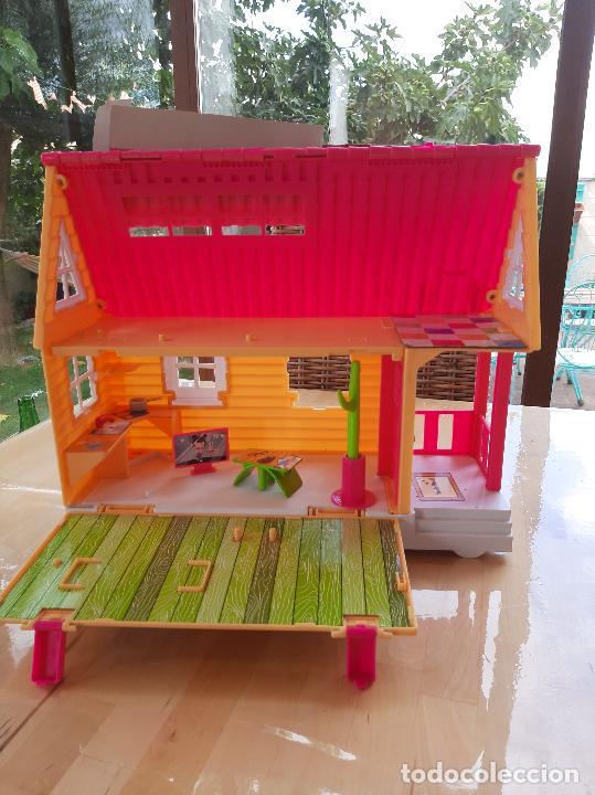 Casas de Muñecas: Casa maletín rodante barriguitas - Foto 2 - 286818473