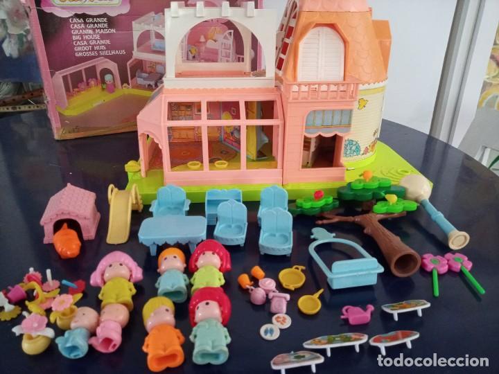 Casas de Muñecas: CASA GRANDE PIN Y PON - Foto 3 - 287680633