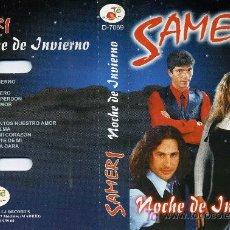 Cassettes Anciennes: NOCHE DE INVIERNO SAMERI. Lote 5745568