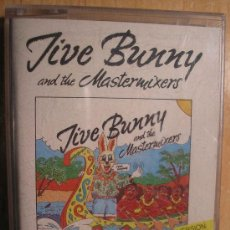 Casetes antiguos: LIVE BUNNY AND THE MASTERMIXERS. Lote 7770364