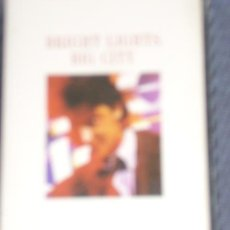 Casetes antiguos: BRIGHT LIGHTS, BIG CITY,DE M.J FOX. B.S.O DE LA PELICULA. CASSETTE ORIGINAL AÑO 1988.. Lote 25757326