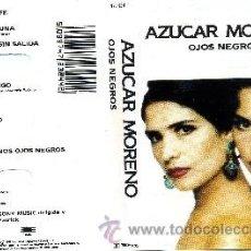 Casetes antiguos: AZUCAR MORENO OJOS NEGROS. Lote 7967162
