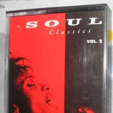 Casetes antiguos: SOUL CLASSIC V.2. Lote 8182902