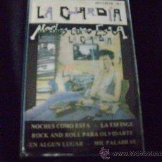 Casetes antiguos: LA GUARDIA-NOCHES COMO ESTA-1989 TUBO ESCAPE. Lote 10970678
