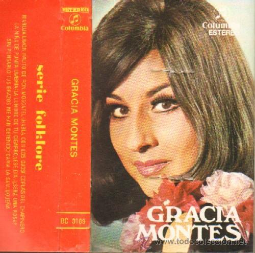 GRACIA MONTES (Música - Casetes)