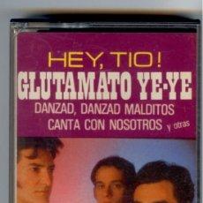 Casetes antiguos: GLUTAMATO YE YE - CASSETTE - LO MEJOR - MOVIDA. Lote 27079494