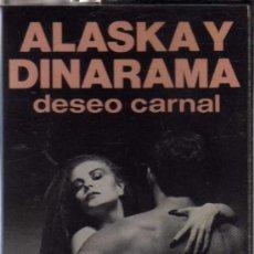Casetes antiguos: ALASKA Y DINARAMA