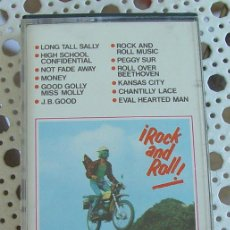 Casetes antiguos: CASET ROCK AND ROLL...SANNA. Lote 24217637