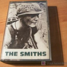 Casetes antiguos: THE SMITHS ( MEAT IS MURDER ) (CAI2). Lote 88277967