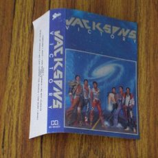 Casetes antiguos: THE JACKSONS .. VICTORY. Lote 15391143