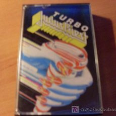 Casetes antiguos: JUDAS PRIEST ( TURBO ). CASETE . Lote 16495052