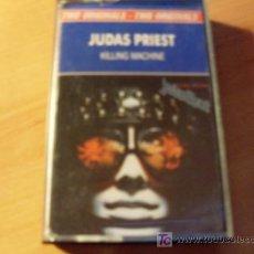 Casetes antiguos: JUDAS PRIEST (KILLING MACHINE ). CASETE . Lote 16495100