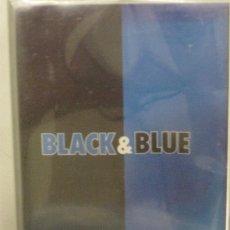 Casetes antiguos: BACKSTREET BOYS BLACK AND BLUE-NUEVO PRECINTADO Y DESCATALOGADO. Lote 150970097