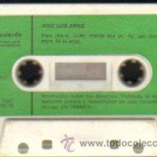 Casetes antiguos: JOSE LUIS ARNIZ . Lote 20725908