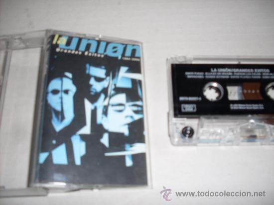 LA UNION GRANDES EXITOS 1984/2000 WARNER 2000 (Música - Casetes)