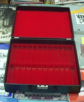 PORTA CASSETTES TIPO MALETIN PORTA-014, 2 (Música - Casetes)