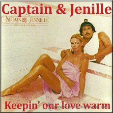Casetes antiguos: CAPTAIN & JENNILLE - KEEPIN' OUR LOVE WARM. Lote 25413280